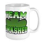 Team Smashed Large Mug