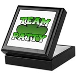 Team Patty Keepsake Box