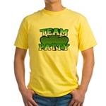 Team Patty Yellow T-Shirt