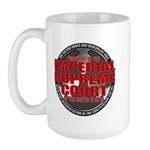Property Rights 5th Amendment Large Mug