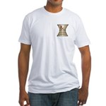 Pharmacy Trophy Fitted T-Shirt