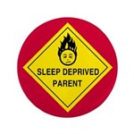 Sleep Deprived Parent