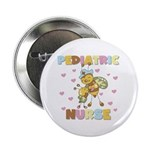 "Bee Pediatric Nurse 2.25"" Button"