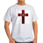INRI Cross Light T-Shirt