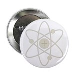 "Eucharist Powered 2.25"" Button (10 pack)"