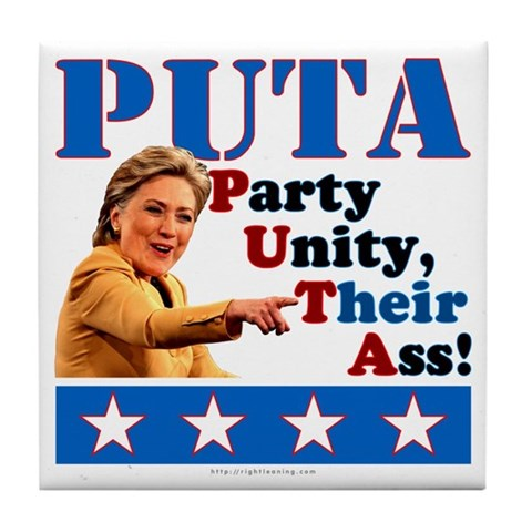 Party Unifier, their {donkey}