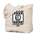 Occupational Therapy Stunts Tote Bag