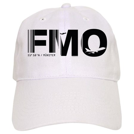 Munster Airport Code Germany FMO Cap