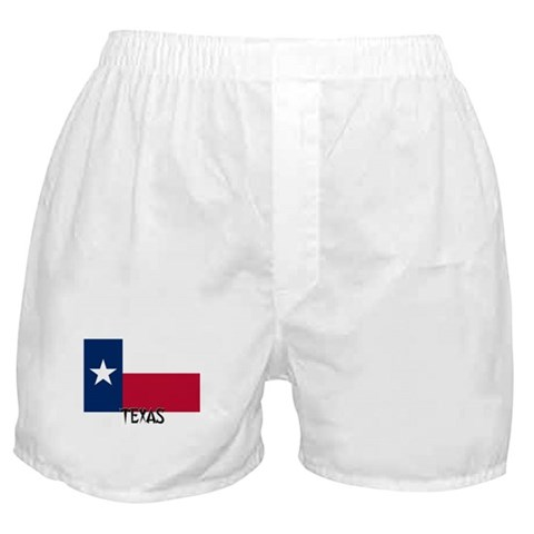 texas flag shorts. Texas Flag Boxer Shorts