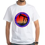 Energy Independence White T-Shirt