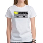 Error Loading America (RKBA) Women's T-Shirt