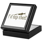 Funny Phlebotomy & Nursing Keepsake Box