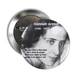 "Philosopher: Hannah Arendt 2.25"" Button (10 pack)"