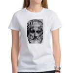 Greek Philosophy: Aristotle Women's T-Shirt