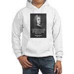 Irish Idealist: George Berkeley Hooded Sweatshirt