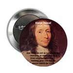 Mathematician: Blaise Pascal Button