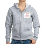 Not Nerd Rogue Women's Zip Hoodie