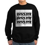 Compliance Disclosure Sweatshirt (dark)