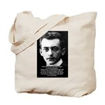 Philosopher / Scientist: Max Born Tote Bag