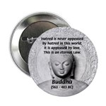 "Buddhism Philosophy of Love 2.25"" Button (10 pack)"