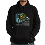 Couch Potato Jogging Hoodie (dark)