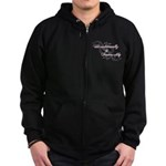 Irrevocably In Love Twilight Zip Hoodie (dark)