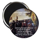 Christopher Columbus Magnet