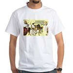 Eastern Thought: Confucius White T-Shirt