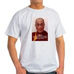 His Holiness the Dalai Lama Ash Grey T-Shirt