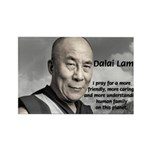 The 14th Dalai Lama Rectangle Magnet (10 pack)