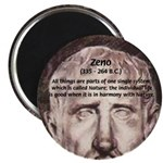 "Stoic Philosophy: Zeno 2.25"" Magnet (100 pack)"