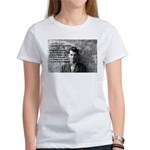 Ludwig Wittgenstein Women's T-Shirt