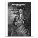 George Washington Small Poster