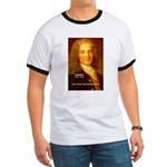 French Philosopher: Voltaire Ringer T
