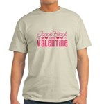Jacob Twilight Valentine Light T-Shirt