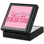 Jacob Twilight Valentine Keepsake Box