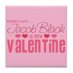 Jacob Black Valentine Tile Coaster