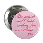 "Twilight Valentine 2.25"" Button"