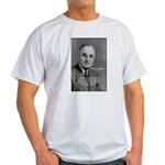President Harry Truman Ash Grey T-Shirt