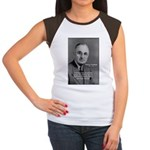 President Harry Truman Women's Cap Sleeve T-Shirt