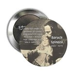 Rationalist Baruch Spinoza Button