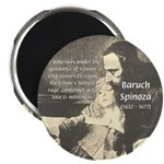 Rationalist Baruch Spinoza Magnet