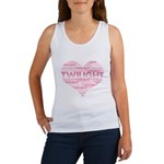 Twilight Heart Women's Tank Top