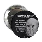 "Herbert Spencer 2.25"" Button (10 pack)"