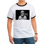 Socrates: Wisdom from Leisure Ringer T