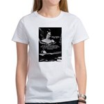 Mary Shelley Frankenstein Women's T-Shirt