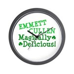 Emmett Magically Delicious Wall Clock