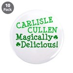 Carlisle Magically Delicious 3.5&quot; Button (10 pack)