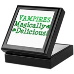 Vampires Magically Delicious Keepsake Box