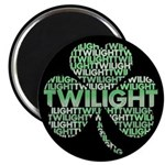 Twilight Shamrock Magnet